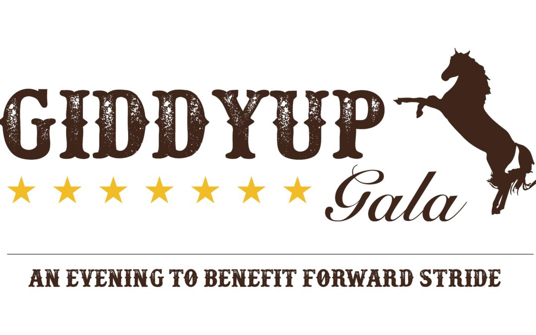 Announcing the 2019 Giddyup Gala!