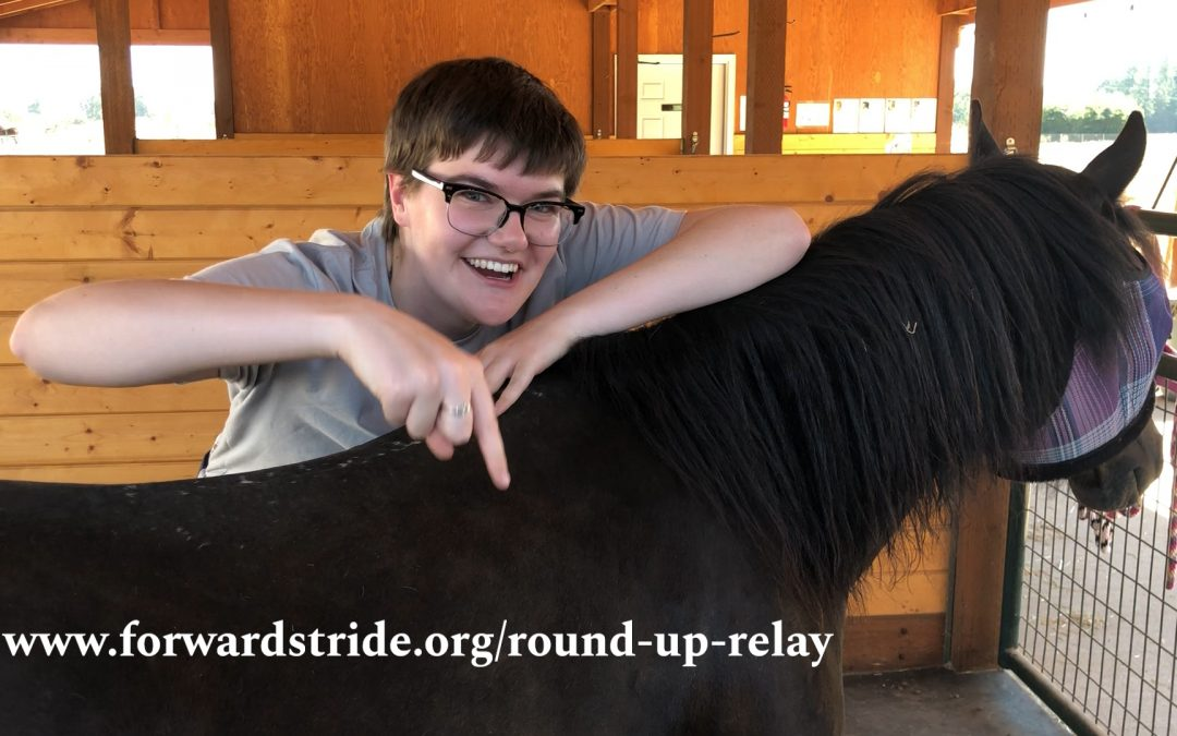 New Video! Register for the Round Up Relay!