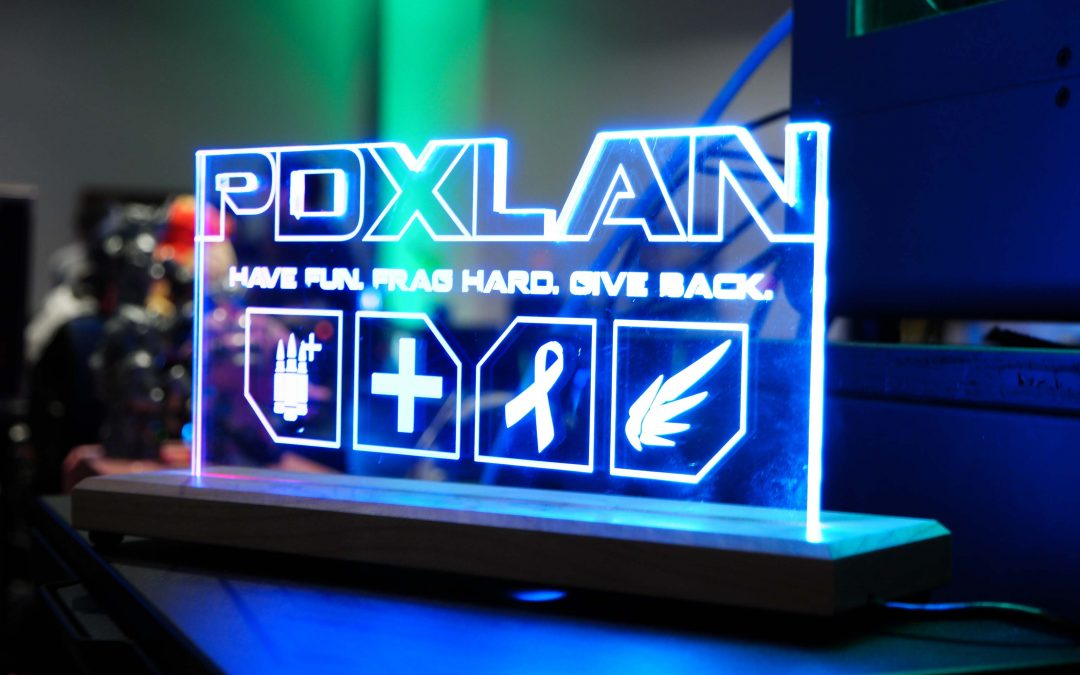 How PDXLAN Helped Forward Stride Raise 20K!